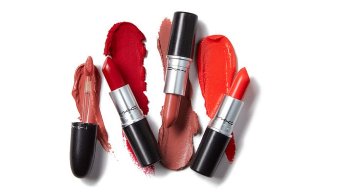 A guide to the best MAC lipsticks