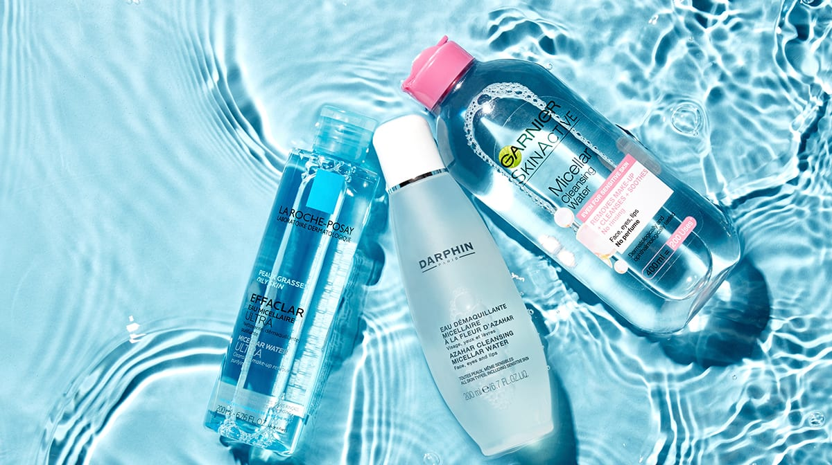 Why use Micellar Water?