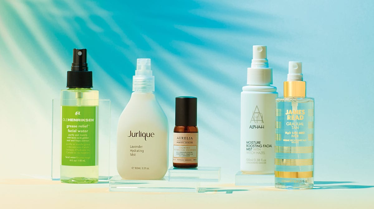 Which Is The Right Facial Mist For My Skin Type?