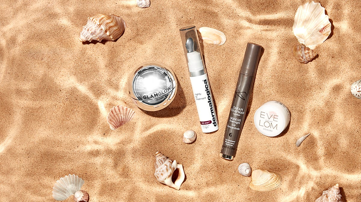 The Summer Lip Care Routine