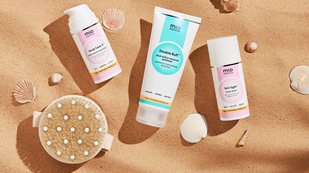 Shape Up With Mio Skincare