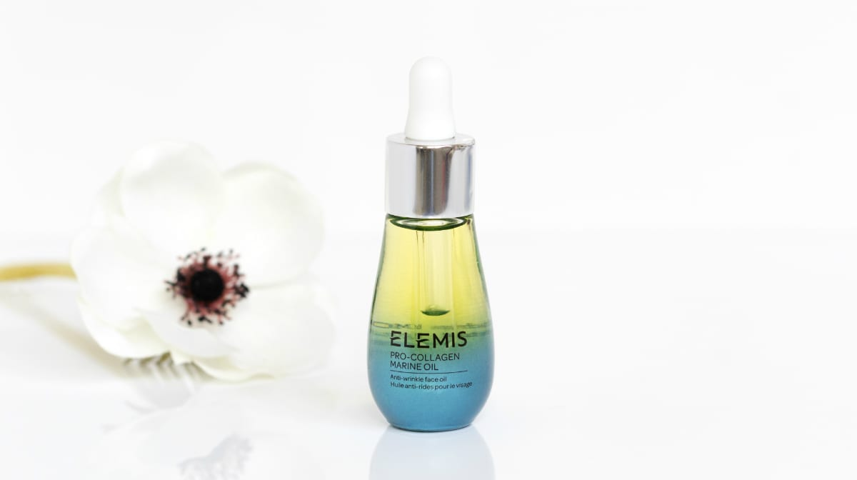 Discover the ELEMIS Pro-Collagen Marine Oil