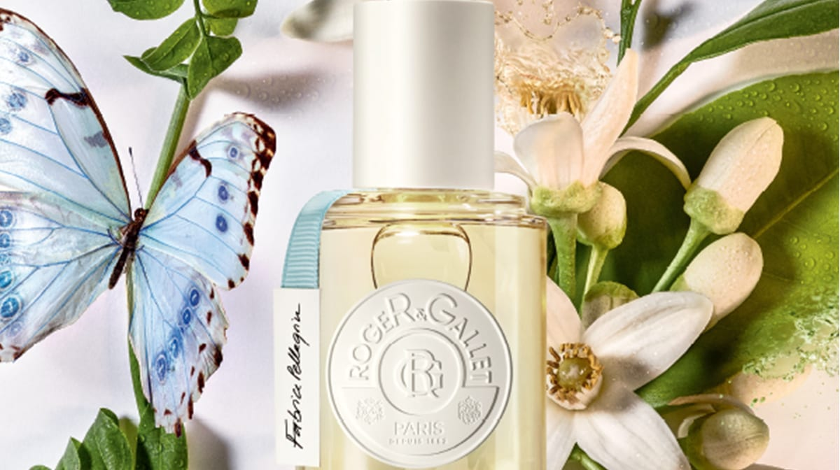 The Sophisticated Scents of the New Roger & Gallet Fragrances