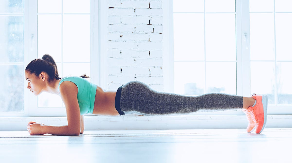 A 10-Minute Morning Workout Routine with IdealFit