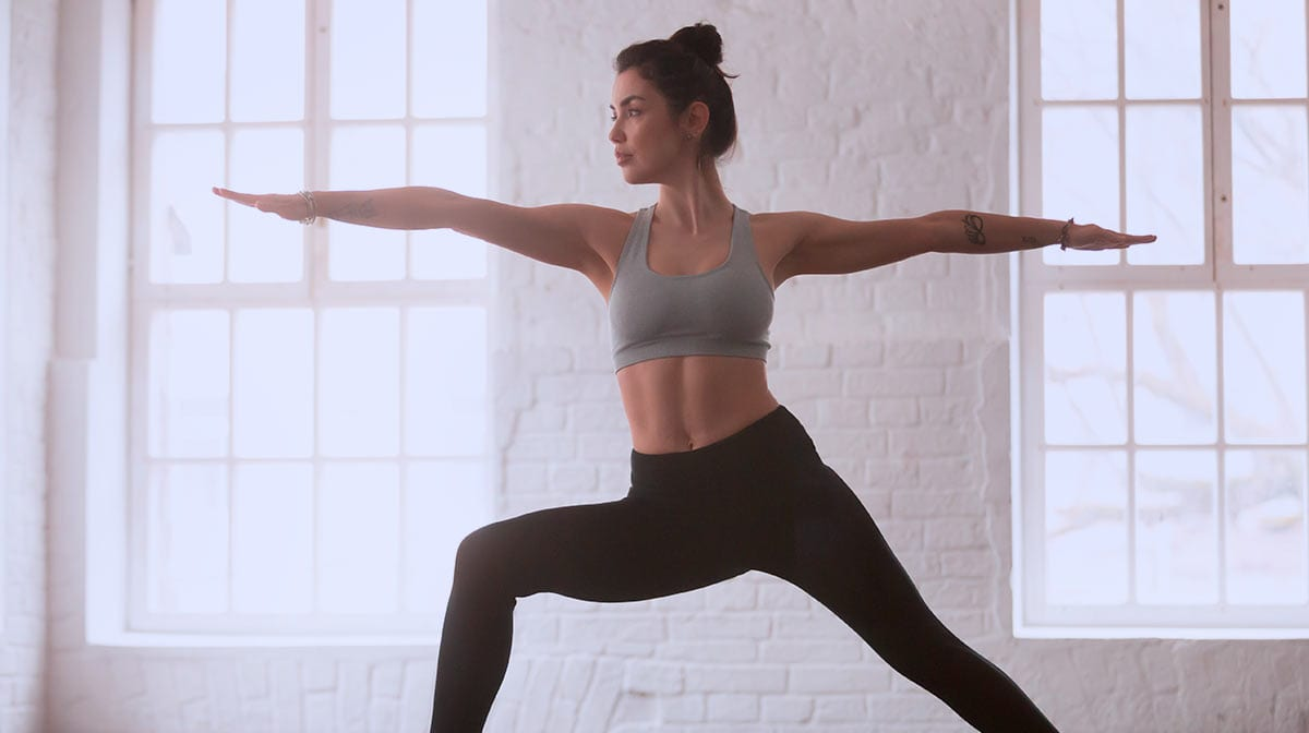 Best Relaxing Yoga Poses with IdealFit