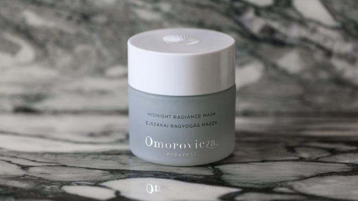 Discover the Omorovicza Midnight Radiance Mask