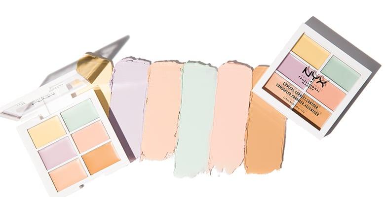 NYX Professional Makeup Colour Correcting Palette