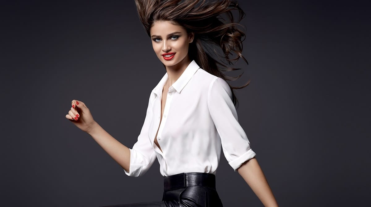 An Interview with Lancôme Ambassador, Taylor Hill