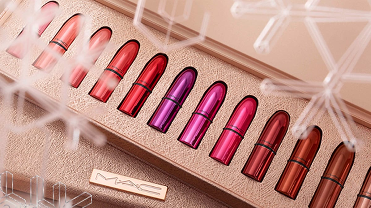 Perfect your Lip Look with MAC this Christmas