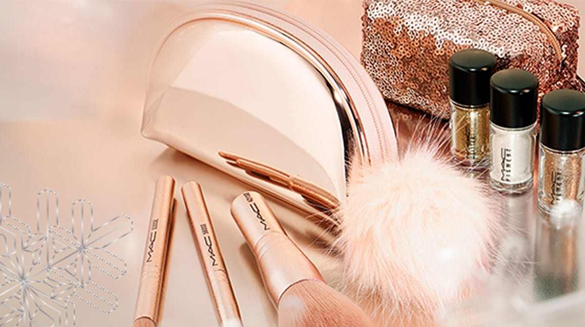 Sparkle and Shine with MAC'S Snowball Christmas Collection