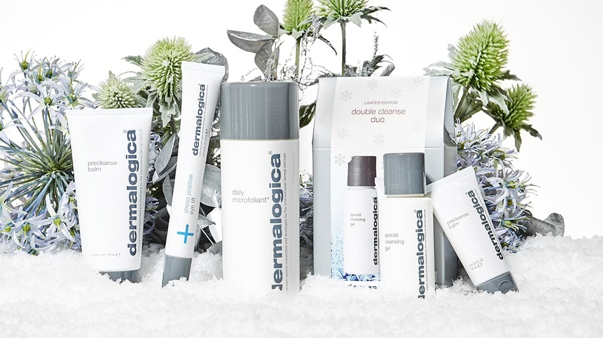 A Winter Skincare Routine with Dermalogica