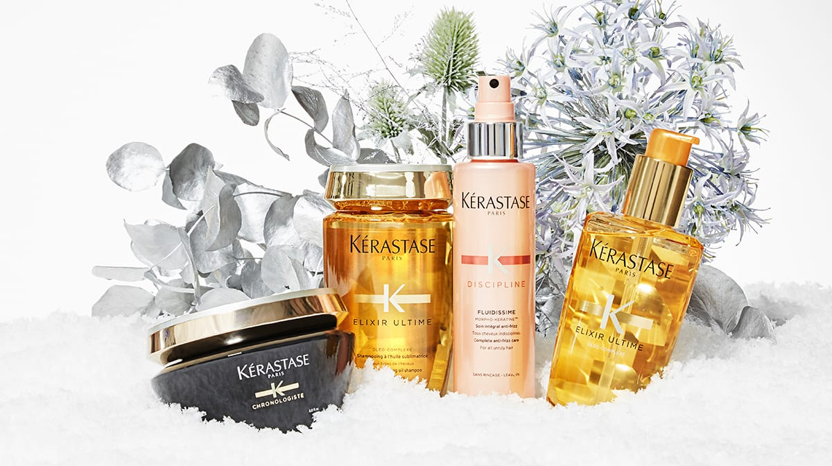 Discover the Secret to Silky, Soft Hair with Kérastase