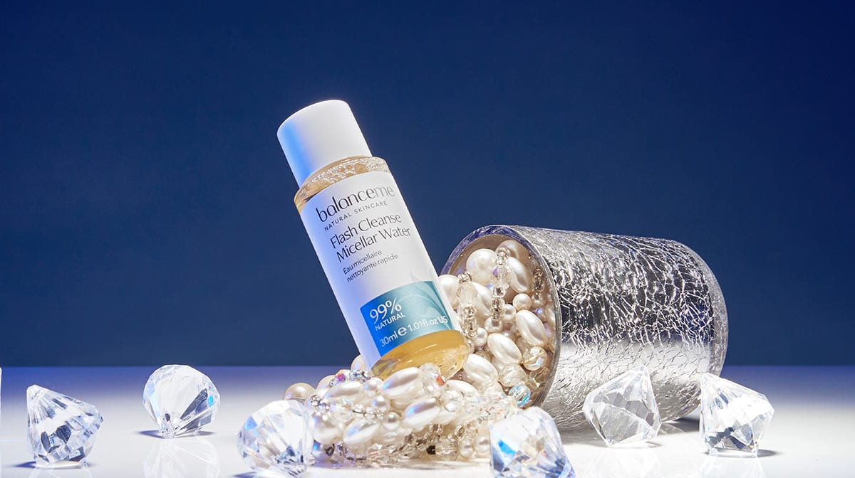 Day 5 Advent Reveal: Balance Me Flash Cleanse Micellar Water