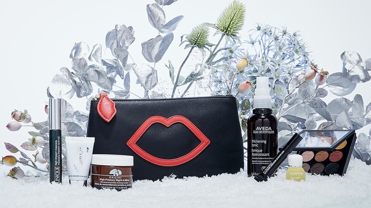 A Christmas Beauty Collection with Lulu Guinness