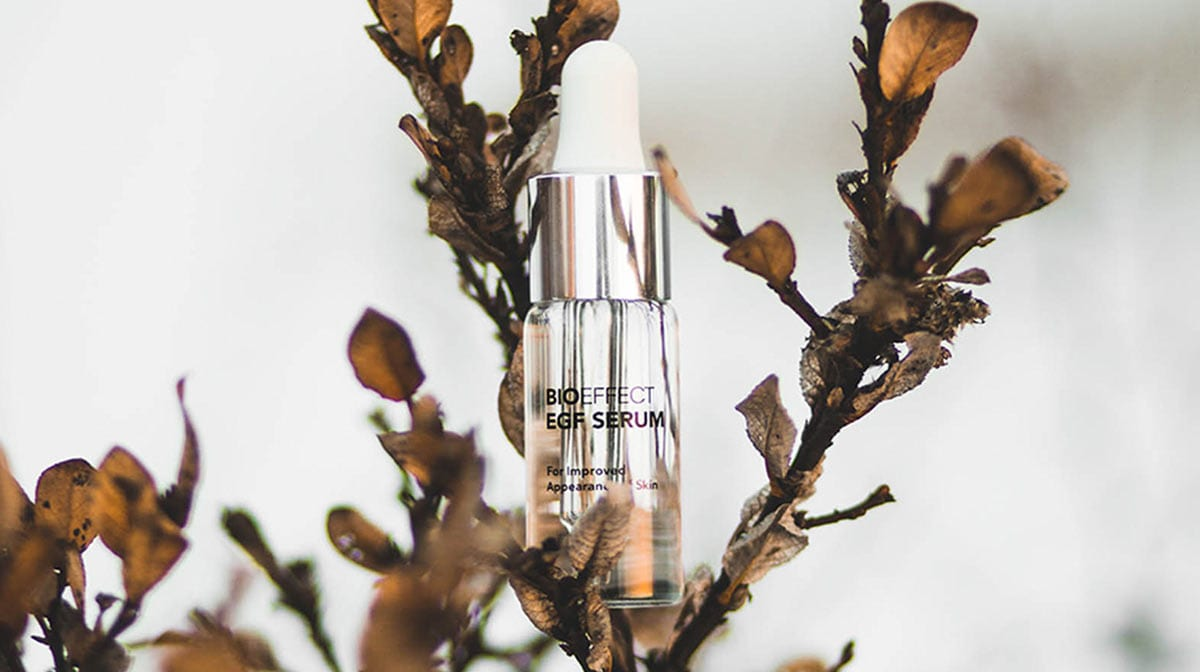 Discover BIOEFFECT: powerful, anti-ageing skincare