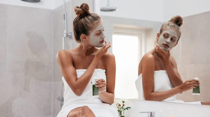 How to deal with a post-party oily complexion