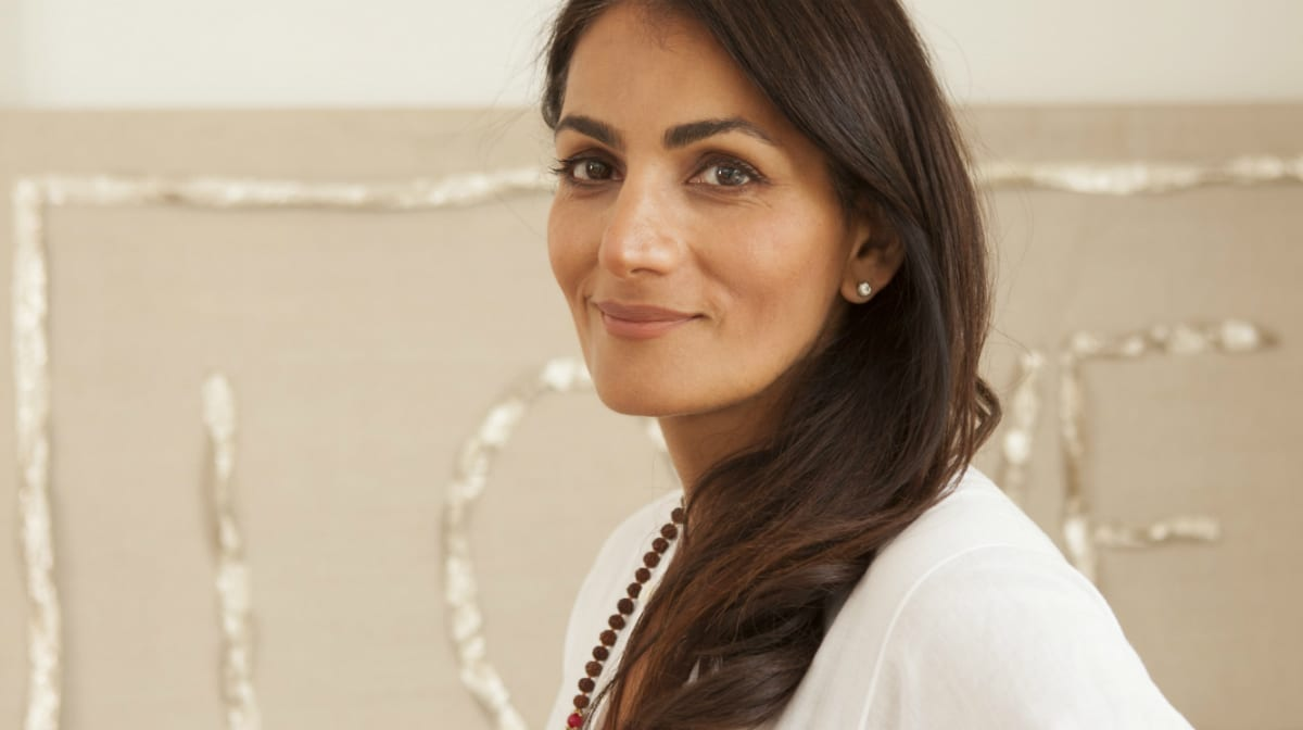 Q&A with Anita Kaushal, founder of Mauli Rituals
