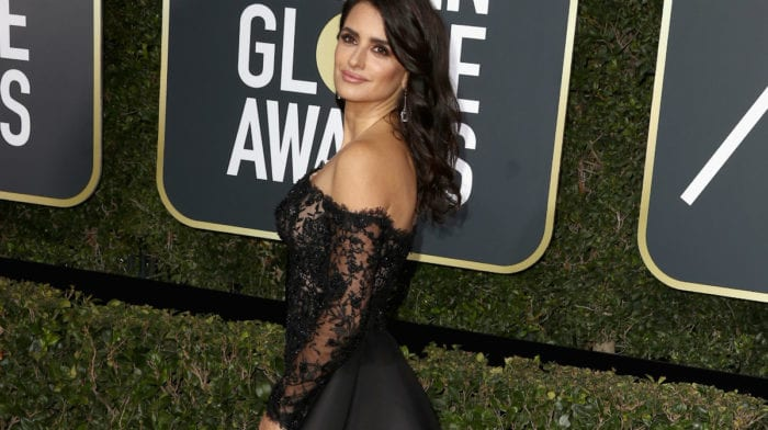 Win the beauty products used to create Penelope Cruz's Golden Globes look