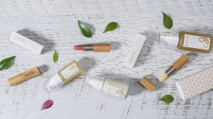 Discover NEEK: the vegan, all-natural beauty brand