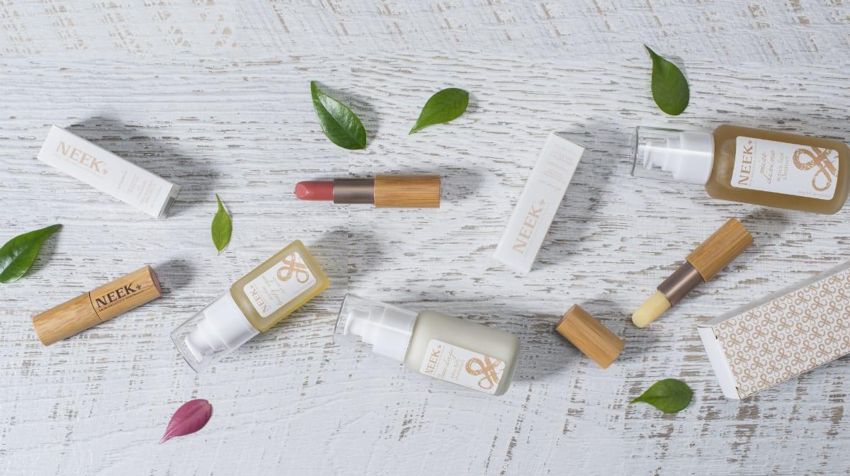 Discover NEEK: the vegan, all-natural beauty brand