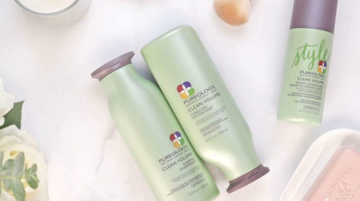 Pureology: the clean, natural haircare brand for coloured hair