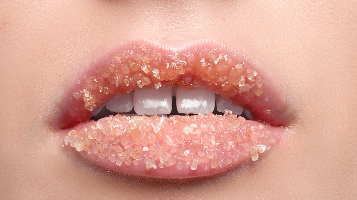 Why do we need lip scrubs? - LOOKFANTASTIC