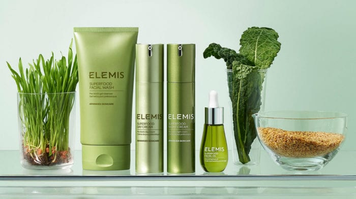 Feed your skin with the Elemis Superfood Skincare System