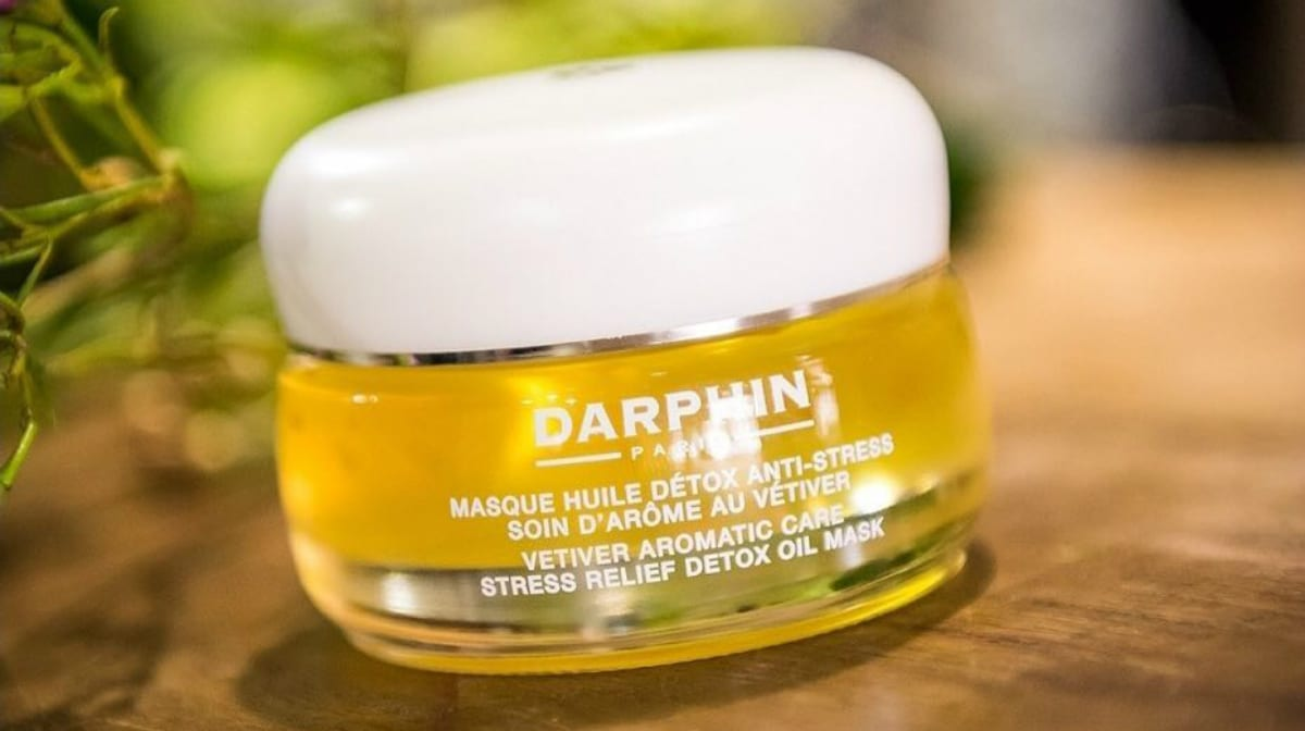Discover the new face mask to relieve stressed out skin