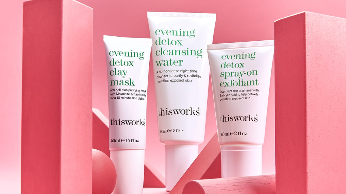 Purify and protect with this works Evening Detox