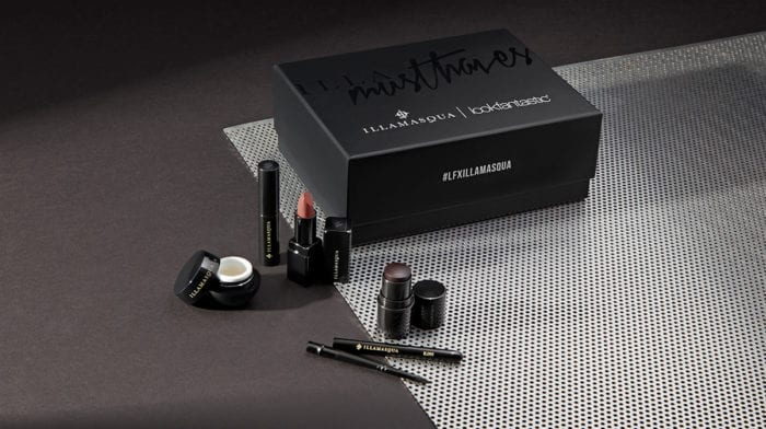What's Inside the lookfantastic x Illamasqua Box?