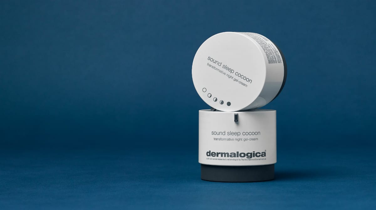 Perfect your beauty sleep with the Dermalogica Sound Sleep Cocoon