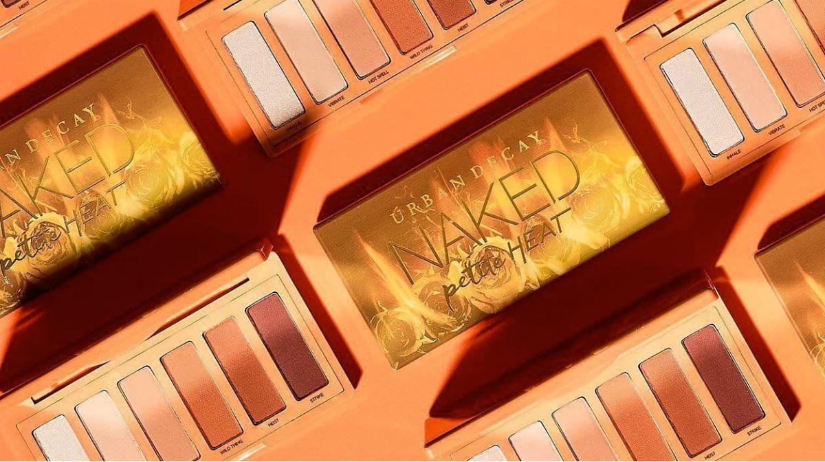 Why you need the Urban Decay Petite Heat Palette