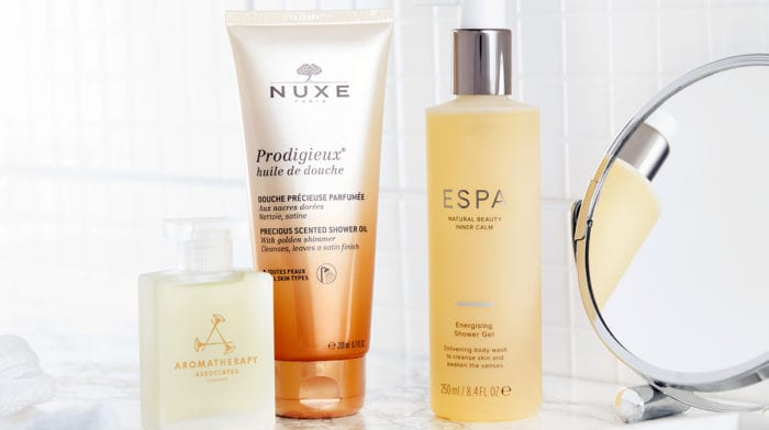 6 shower products to transform your morning routine