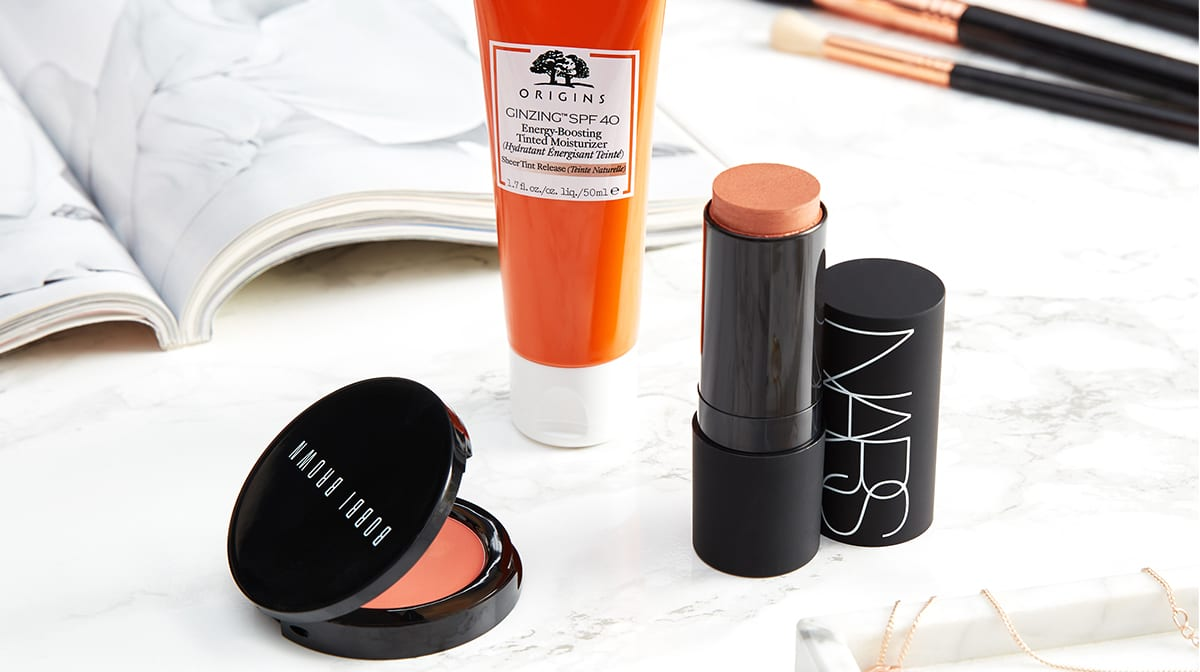 Multi-tasking makeup for when you're in a rush