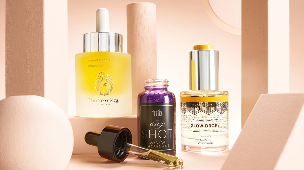 The best beauty oils to mix with foundation