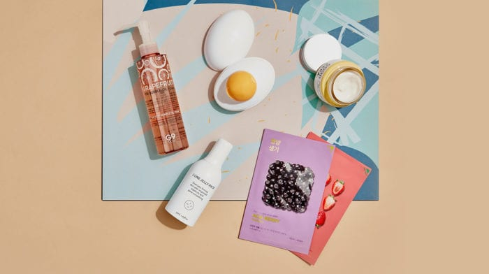 What's new in for K-Beauty?