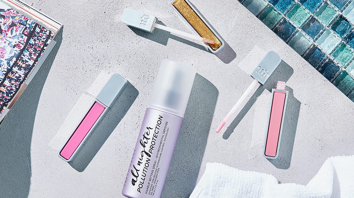6 of our favourite Urban Decay products for summer