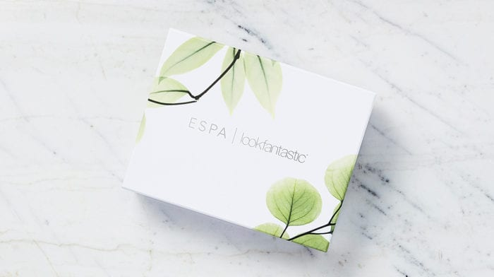 A Sneak Peek of the ESPA Limited Edition Beauty Box