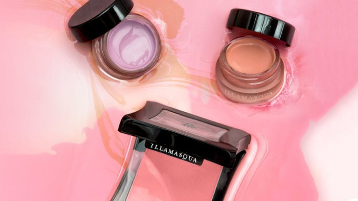 "How the Illamasqua Colour Veil Blusher gives you gorgeous"" glass skin"""