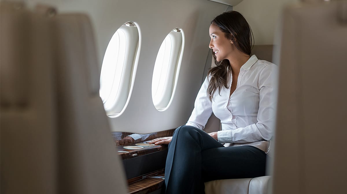 This one product will help to prevent in-flight breakouts while travelling