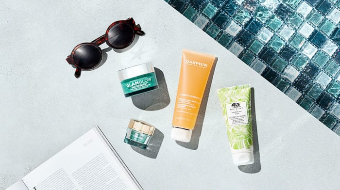 An easy summer skincare routine with 6 of our favourite products