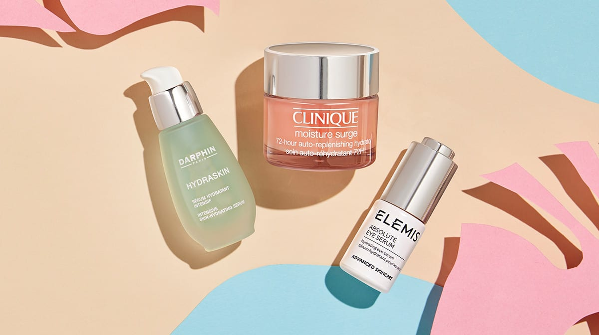 7 hydrating hero products to save summer skin