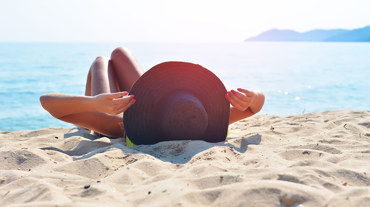 How to treat sunburn (and cool down)