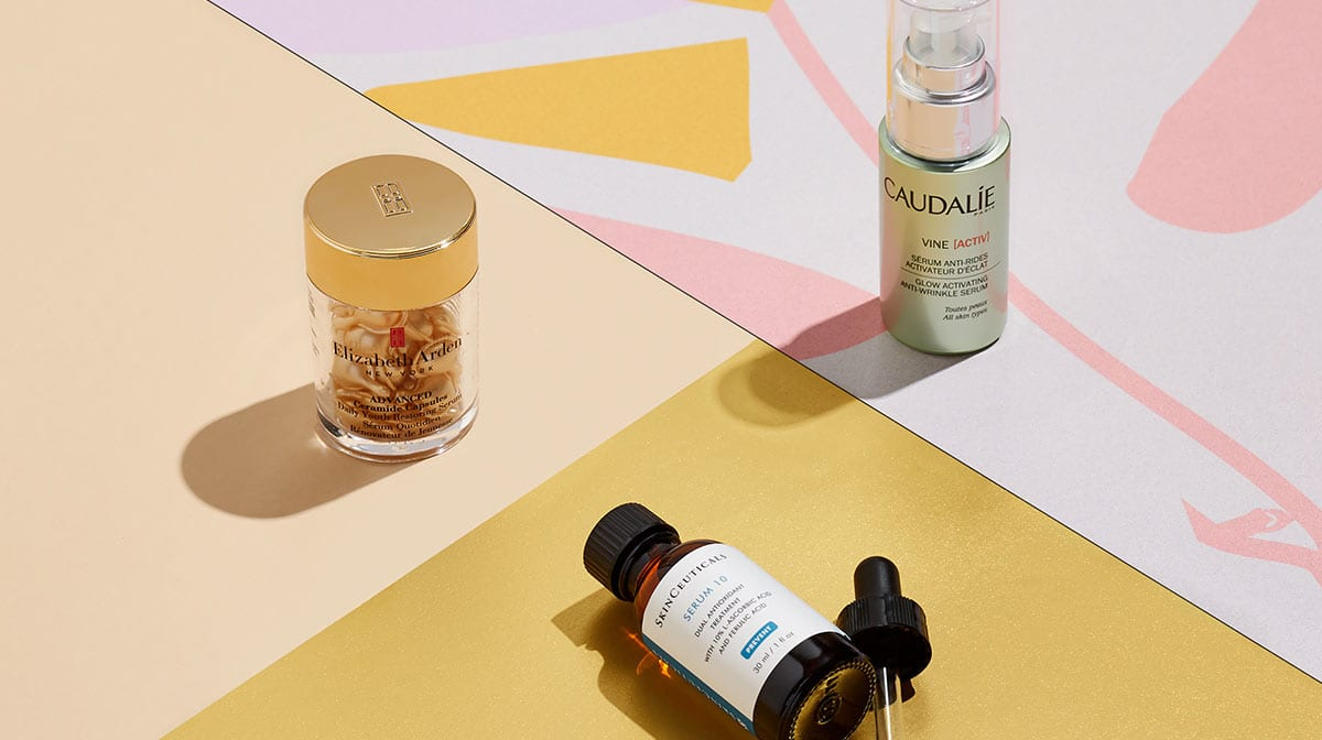 The best anti-ageing serums for a youthful complexion