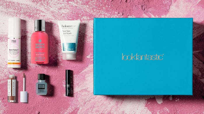 What's in the 'Feel, Be, Look Fantastic' Beauty Box?