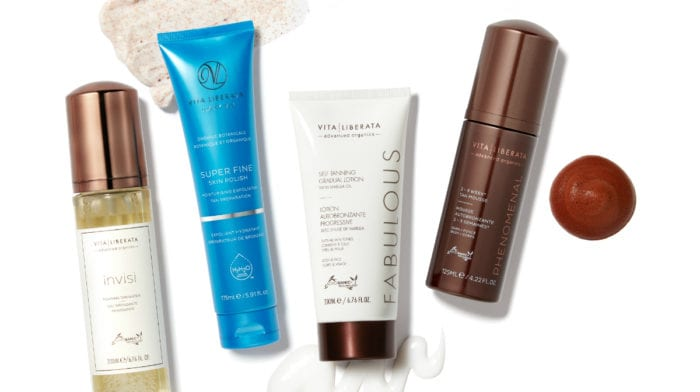 How to achieve the perfect tan with Vita Liberata