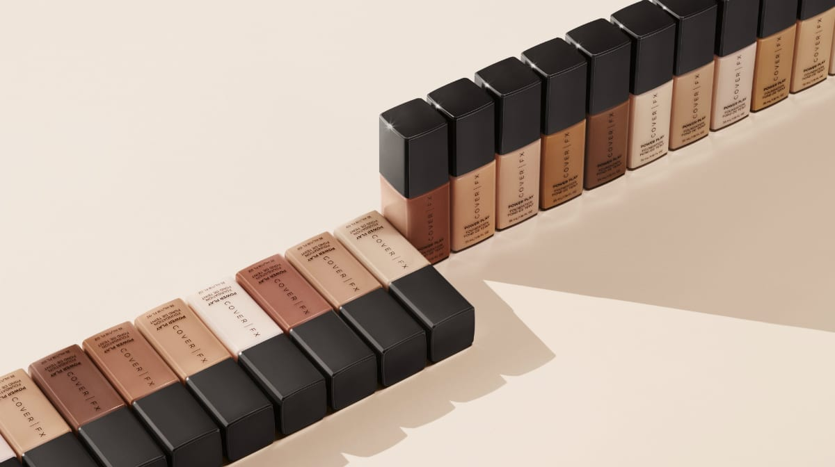 Discover the Cover FX Power Play Foundation