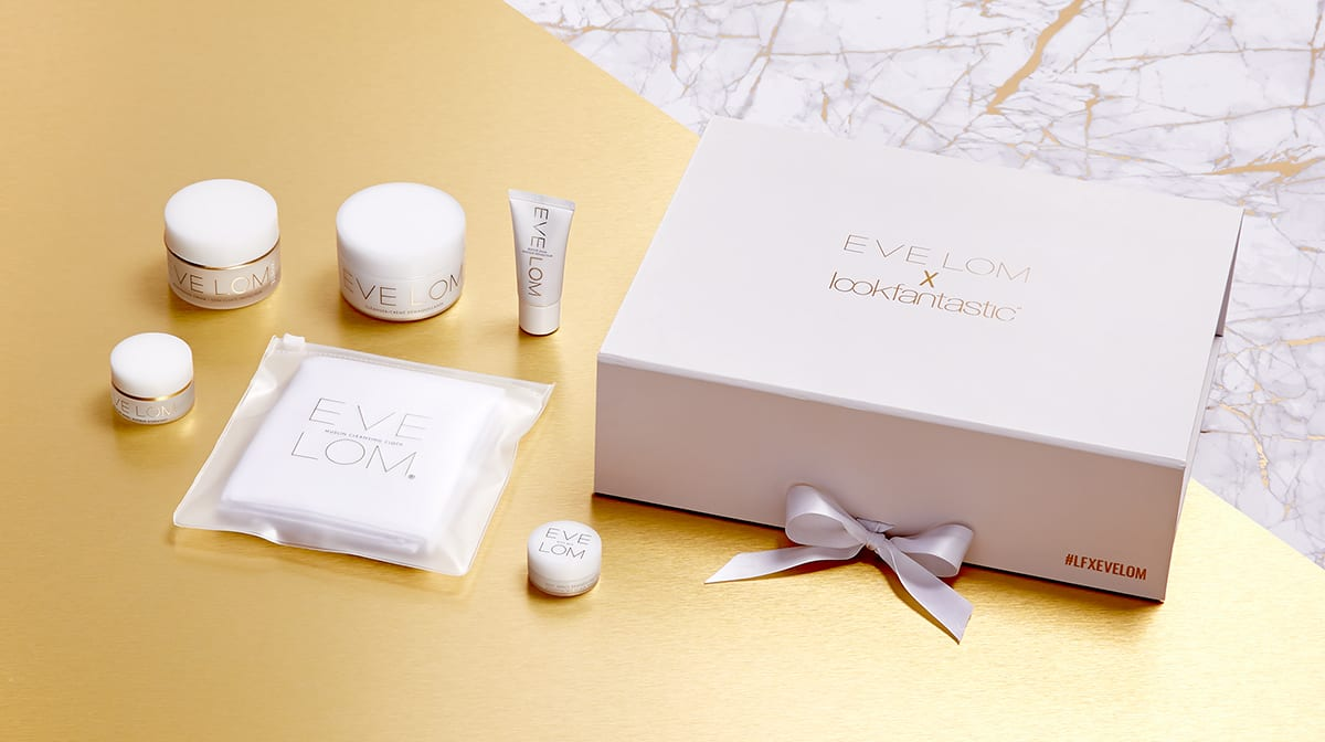 What's inside the exclusive lookfantastic x Eve Lom Beauty Box?