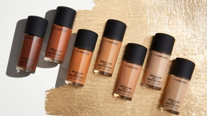 3 different ways to wear foundation with MAC