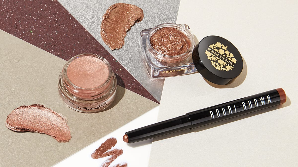 Why cream eyeshadow is the perfect product for a chic, modern eye look